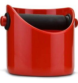 Dreamfarm Koffie-uitklopbakje rood