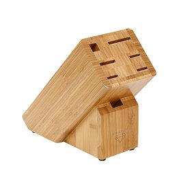 Sabatier Messenblok 7-gats bamboe