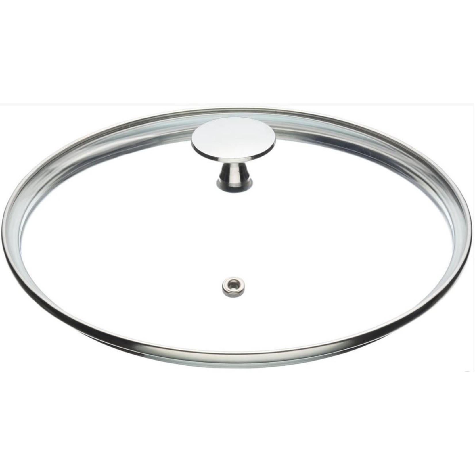 Kitchencraft Deksel glas 28cm