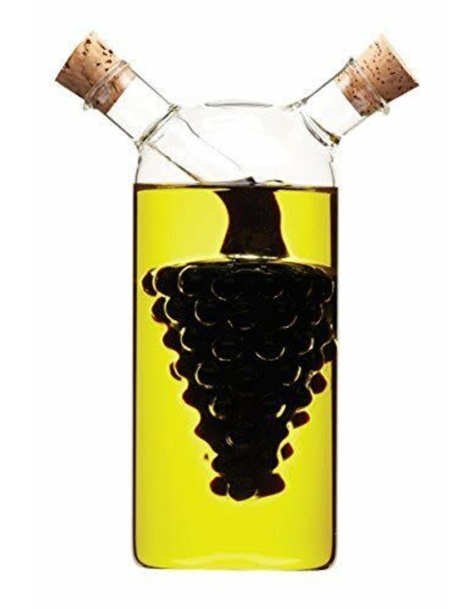 Kitchencraft Olie/azijn-flesje druif  350ml