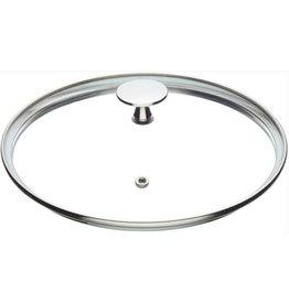 Kitchencraft Glazen deksel 24cm