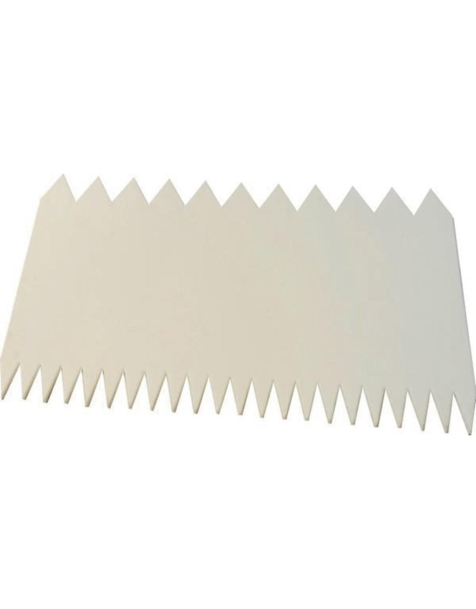 Koswa Deegkam 2-zijdig wit