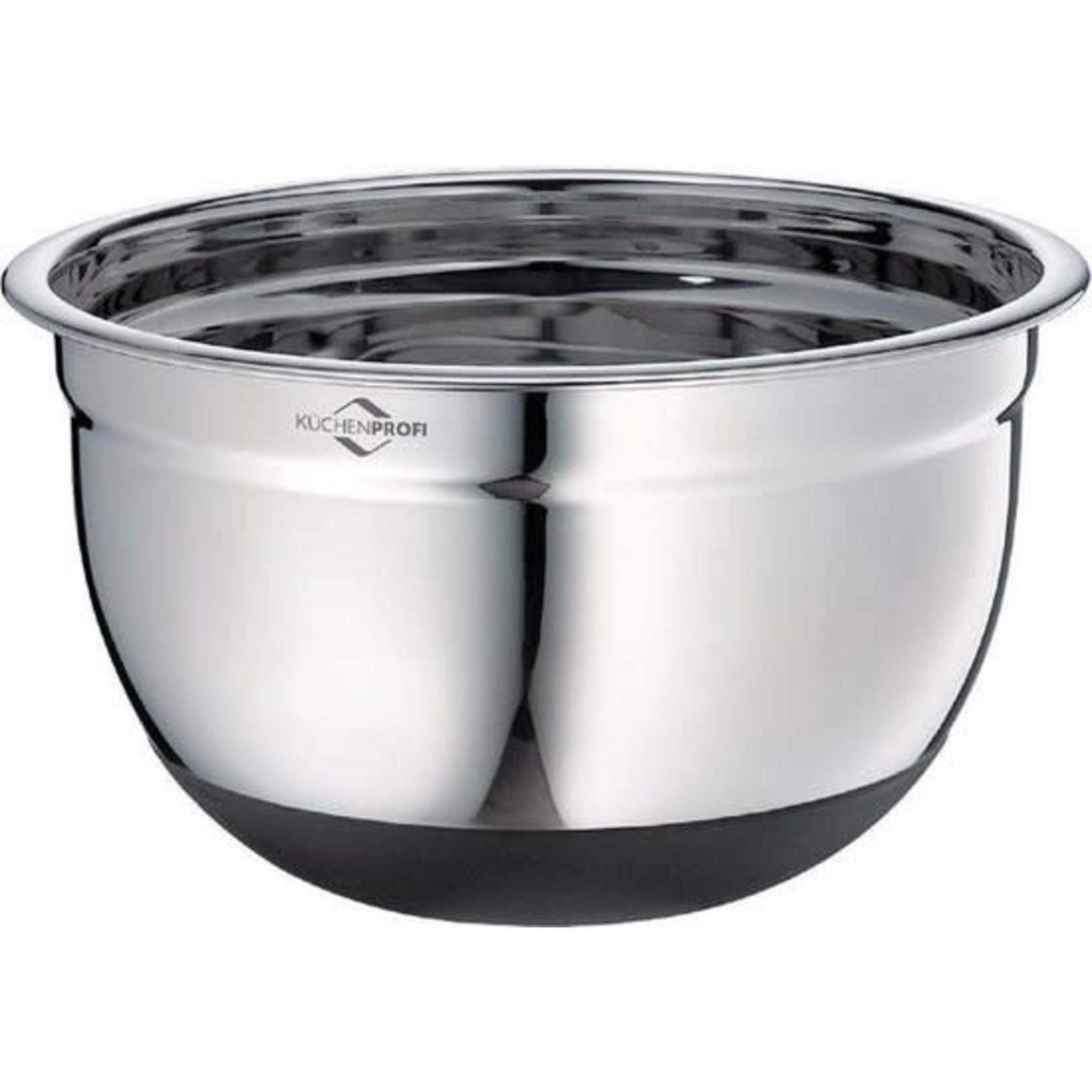 Küchenprofi Beslagkom rubber voet  28cm