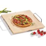 Küchenprofi Pizzasteen rechthoek 38x33,5x1cm