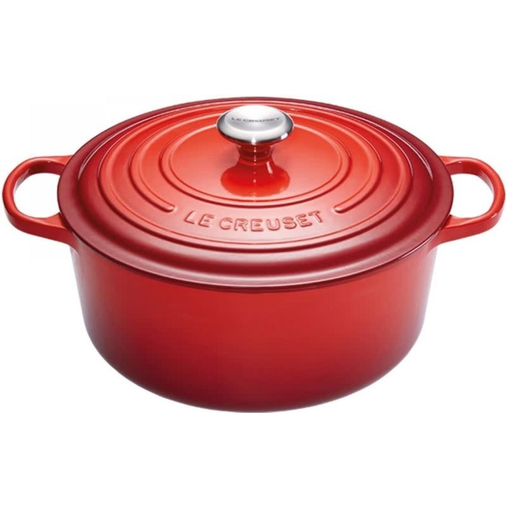 Le Creuset Cocotte rood 30cm
