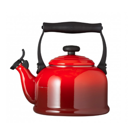 Le Creuset Waterketel Tradition 2,1L rood
