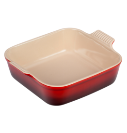 Le Creuset Ovenschotel rood 4-kant 30x23
