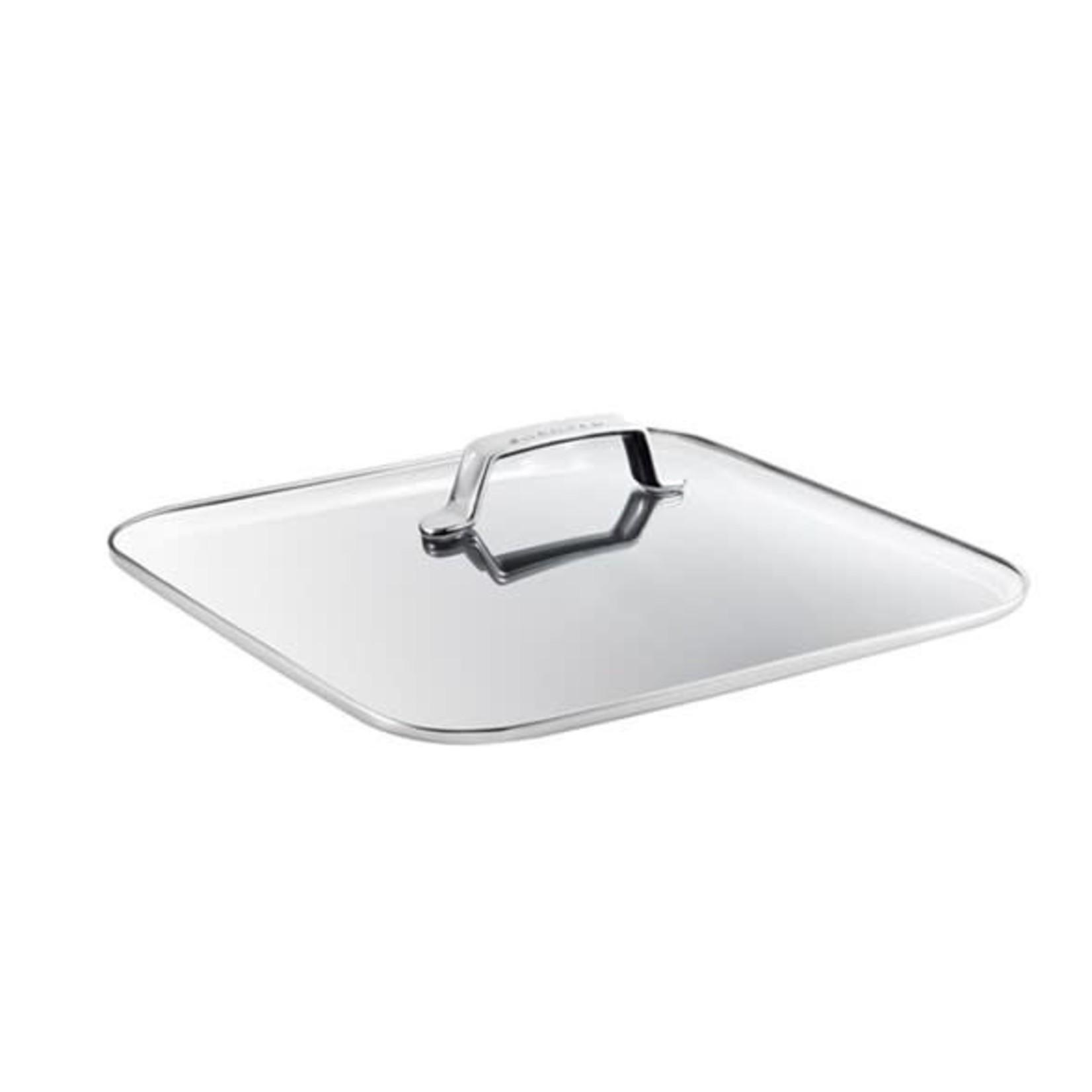 Scanpan TechnIQ deksel glas vierkant 33cm