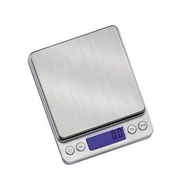 Zassenhaus Weegschaaltje Barista 0.1 - 500 gram
