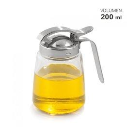 Weis honing/melkkannetje