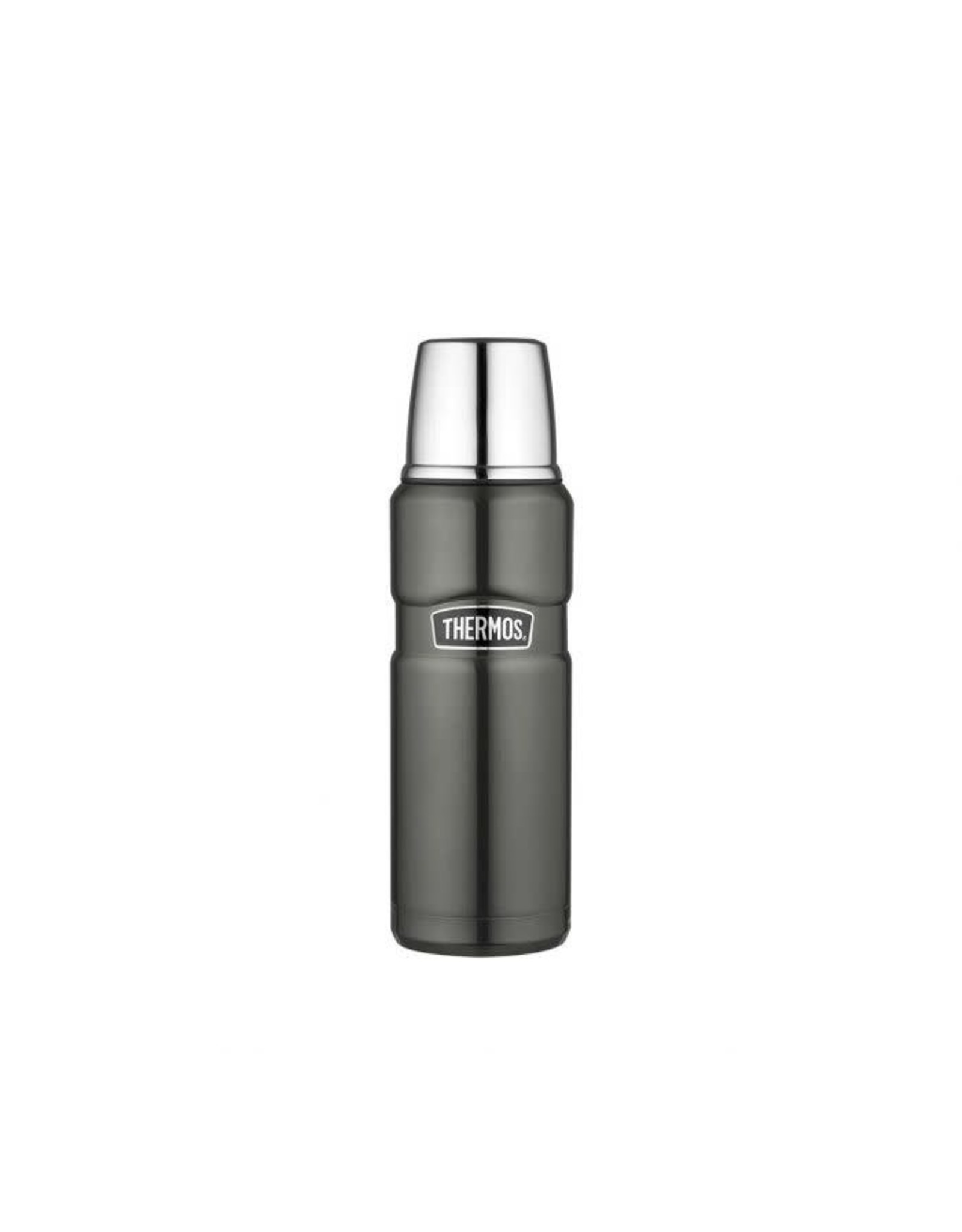 Thermos Isoleerfles 470ml grijs