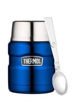 Thermos Voedseldrager 470ml blauw