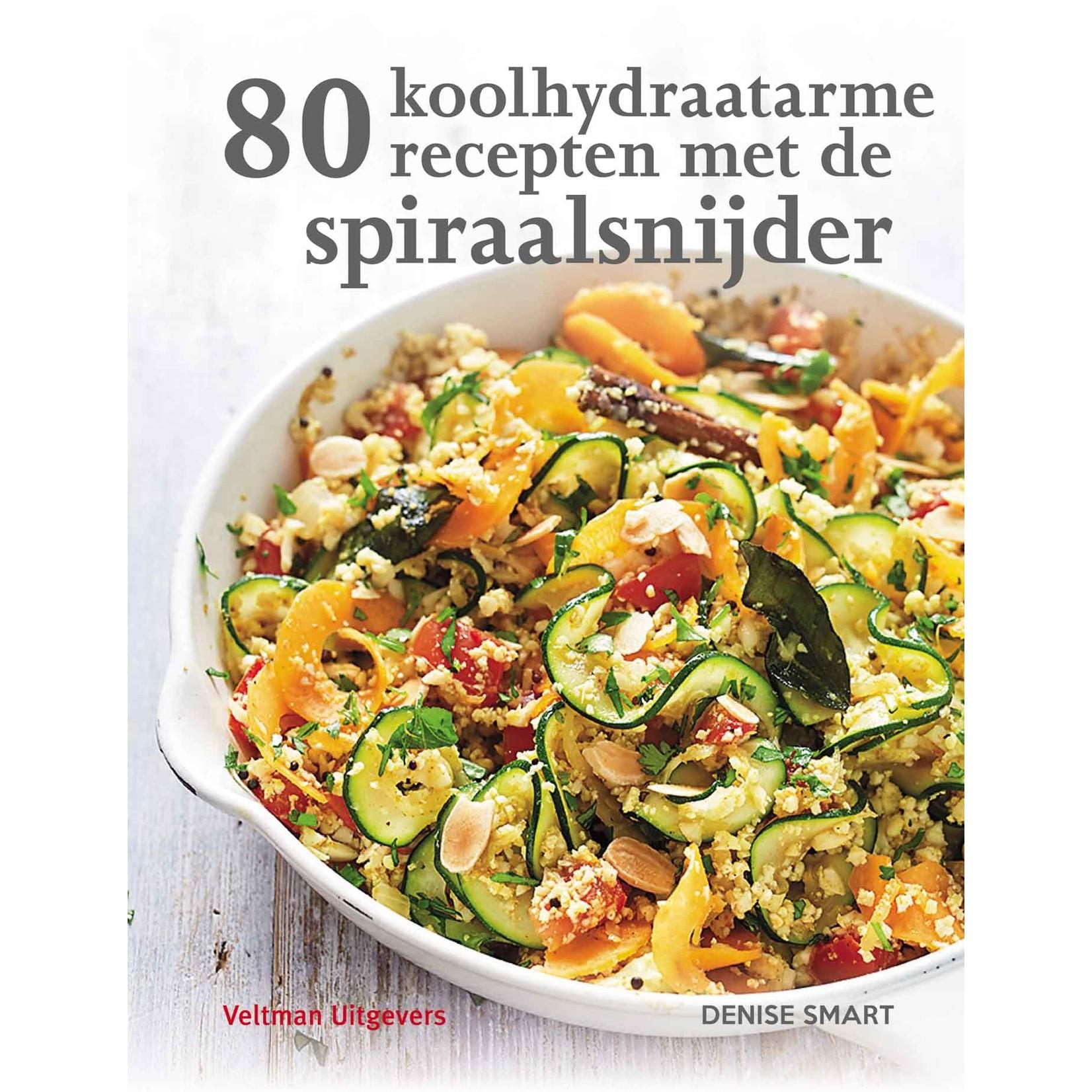 80 koolhydraatarme recepten Spiraalsnijder