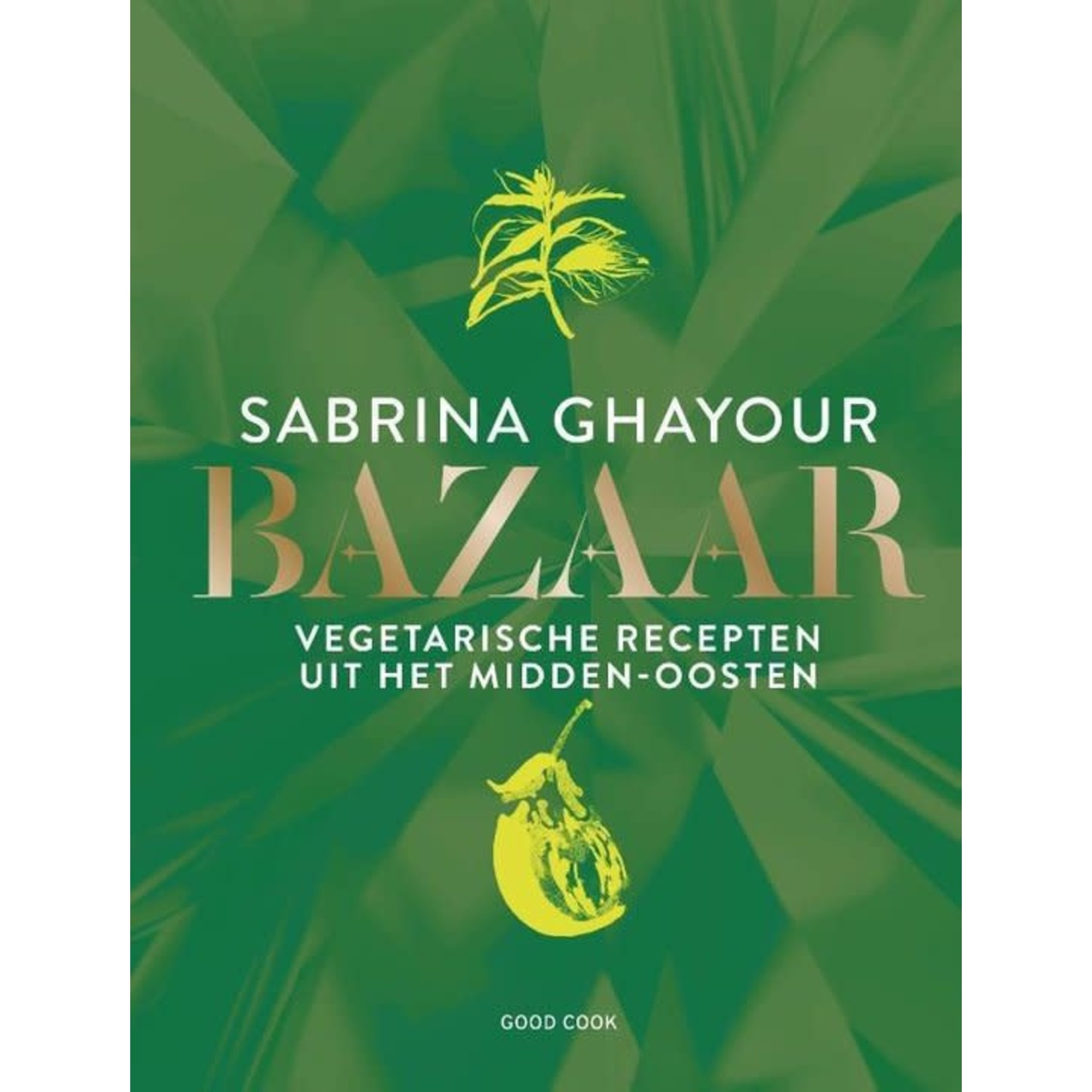 Bazaar - Vegetarische recepten uit het Midden-Oosten