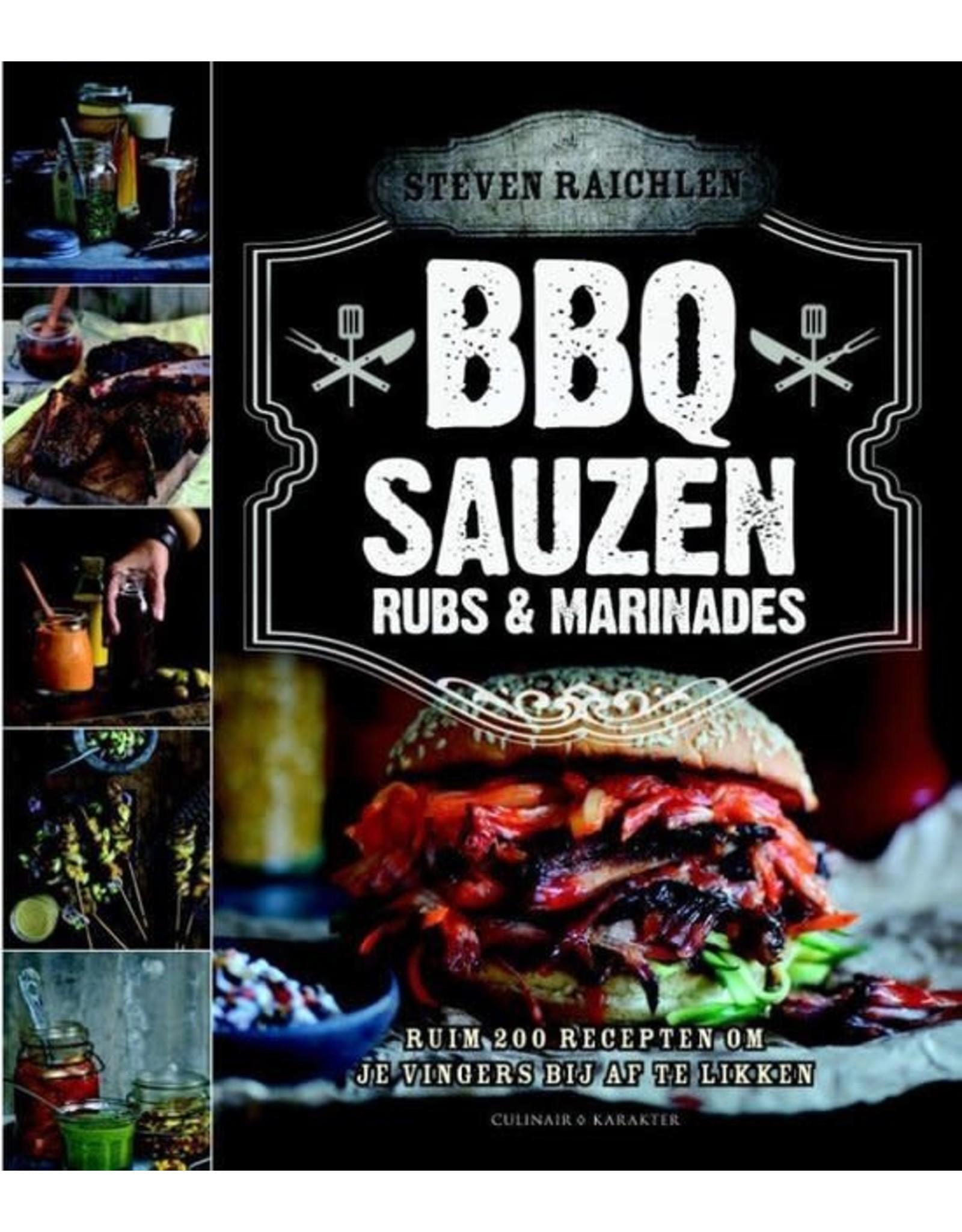 BBQ - sauzen, rubs en marinades