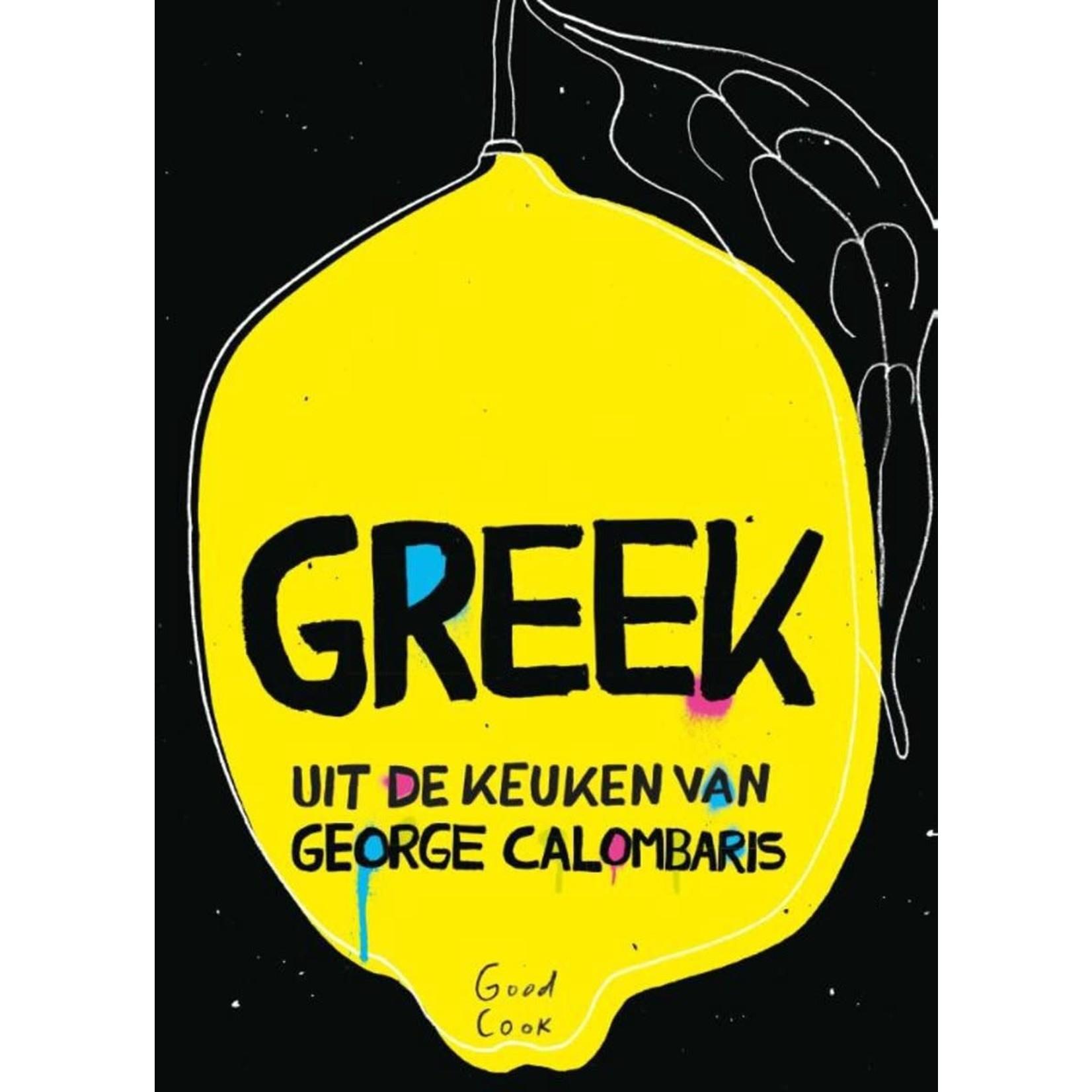 Greek - Keuken Van George Colombaris