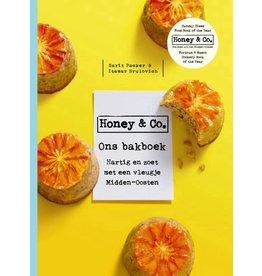 Honey & Co - Ons bakboek
