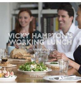 Vicky Hampton's Working Lunch