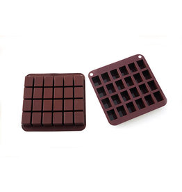 Silikomart Siliconen chocoladevorm Toffee