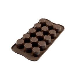 Silikomart Siliconen chocoladevorm Praline