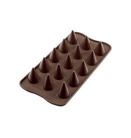 Silikomart Siliconen chocoladevorm Kono
