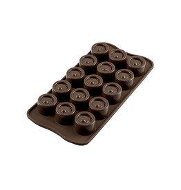 Silikomart Siliconen chocoladevorm Vertigo