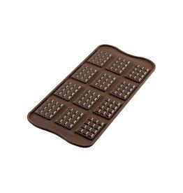 Silikomart Siliconen chocoladevorm Tablette