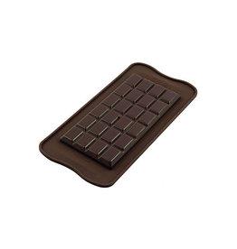 Silikomart Siliconen chocoladevorm Classic Choco Bar