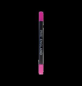 """PME Pen 2-zijdig """"Pink"""" 1,5/2,5mm met navulling"""