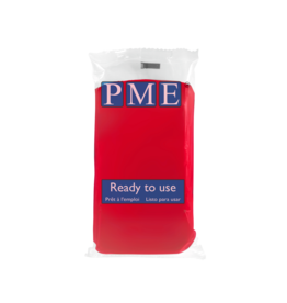 """PME Rolfondant 250g rood """"Berry Red"""""""