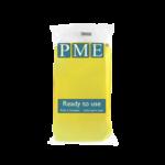 "PME Rolfondant 250g geel ""Sunny Yellow"""