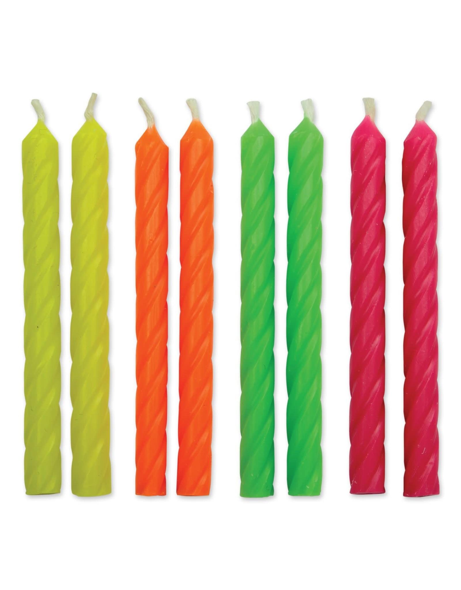 PME Kaarsjes  24/st kleur
