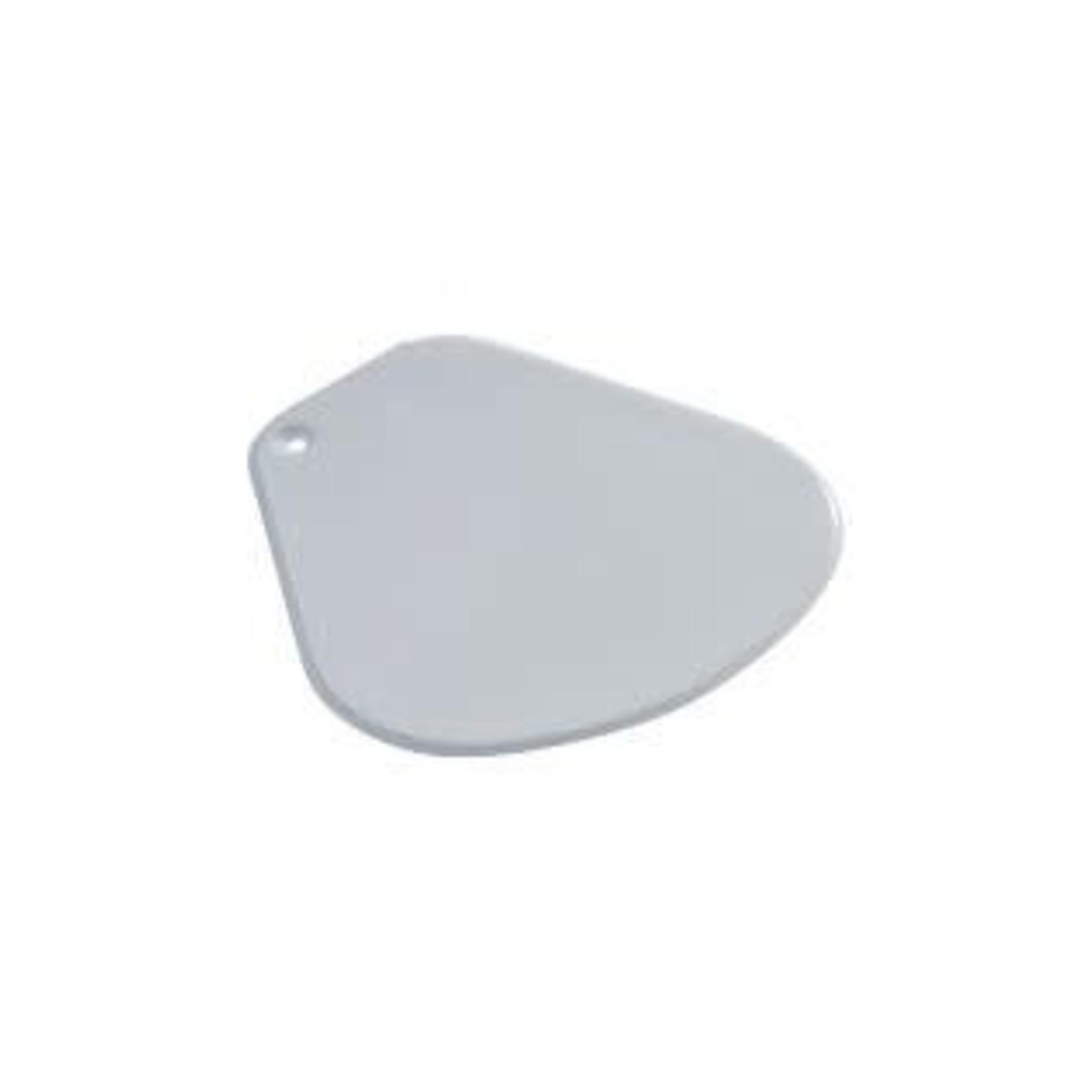 Martellato Deegschraper 50RTV2 wit zacht 15x15cm