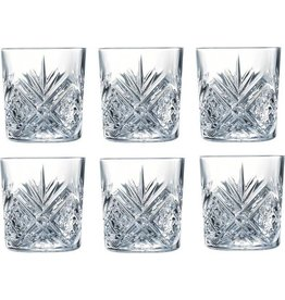 Whiskytumbler 30cL doos 6 stuks