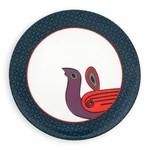 """Images d'orient Bord """"Birds of Paradise"""" 27cm"""