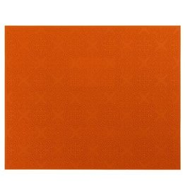 "Images d'orient Siliconen placemat ""Carrot"""