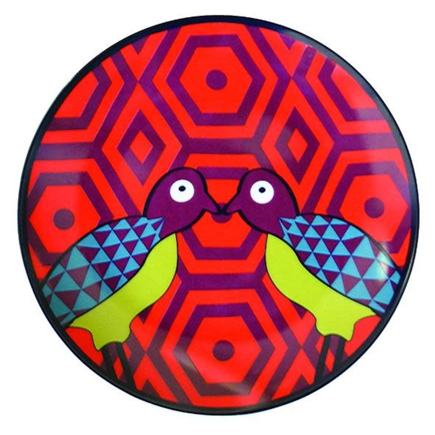 Images d'orient Gebaksbordje Birds of Paradise 15,3cm