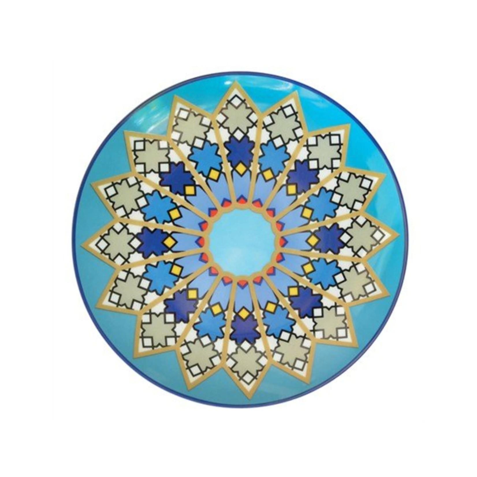 Images d'orient Gebaksbordje Sursock Vitrail 15,3cm