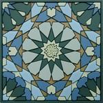 Images d'orient Glazenonderzetter Andalusia