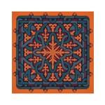 Images d'orient Glazenonderzetter Vagabonde Crochet Soie