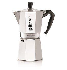 Bialetti espressopot 9-kops aluminium