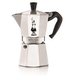 Bialetti espressopot 6-kops aluminium