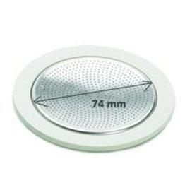 Bialetti Ring + filter 12-kops aluminium