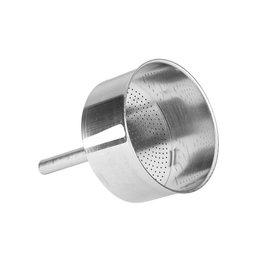 Bialetti Filtertrechter 3-kops aluminium
