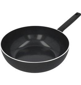 Demeyere Keramische wok 28 cm Alu Comfort Ceraforce