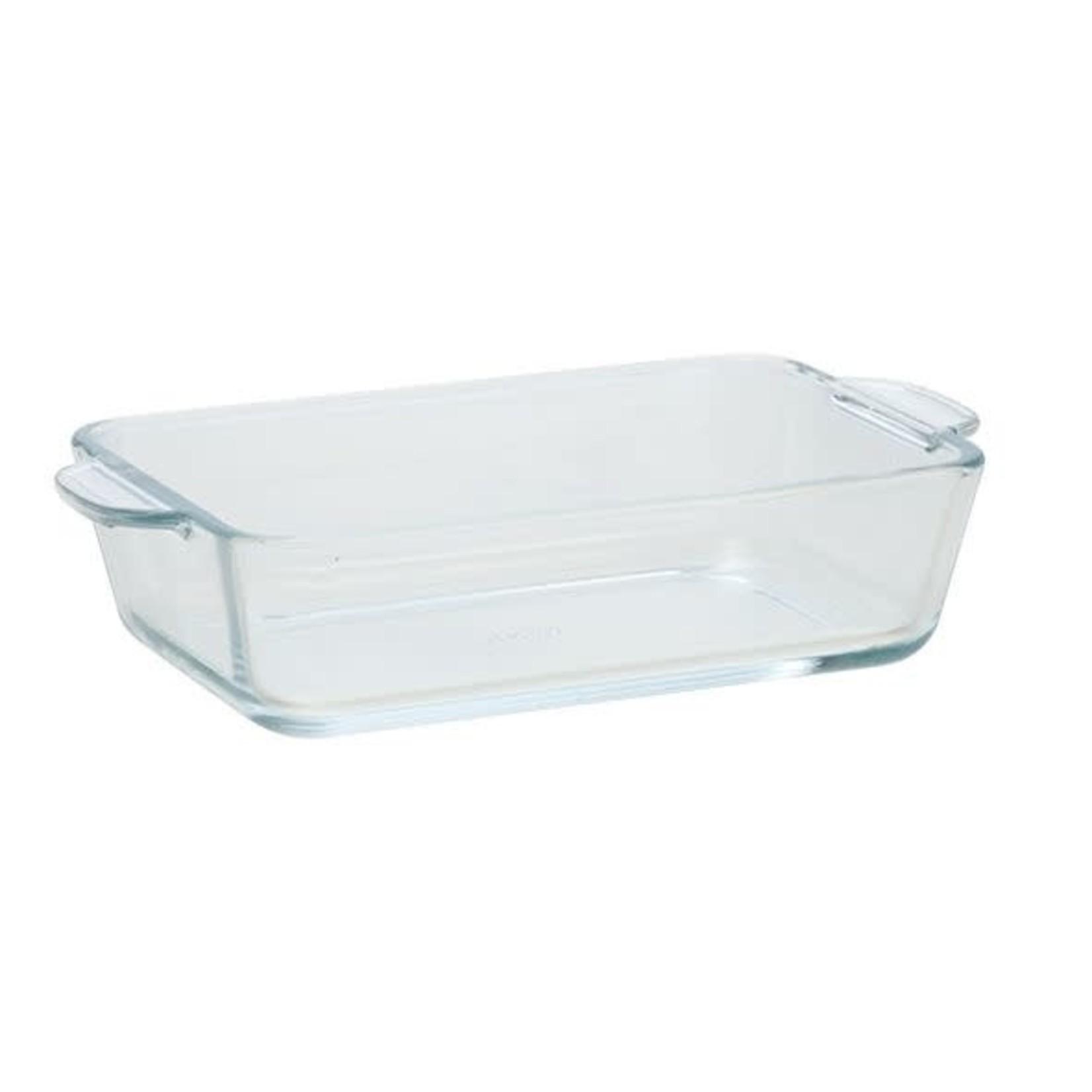 Ovenschotel mini glas 0,5L 19,6x11,3x4,5cm