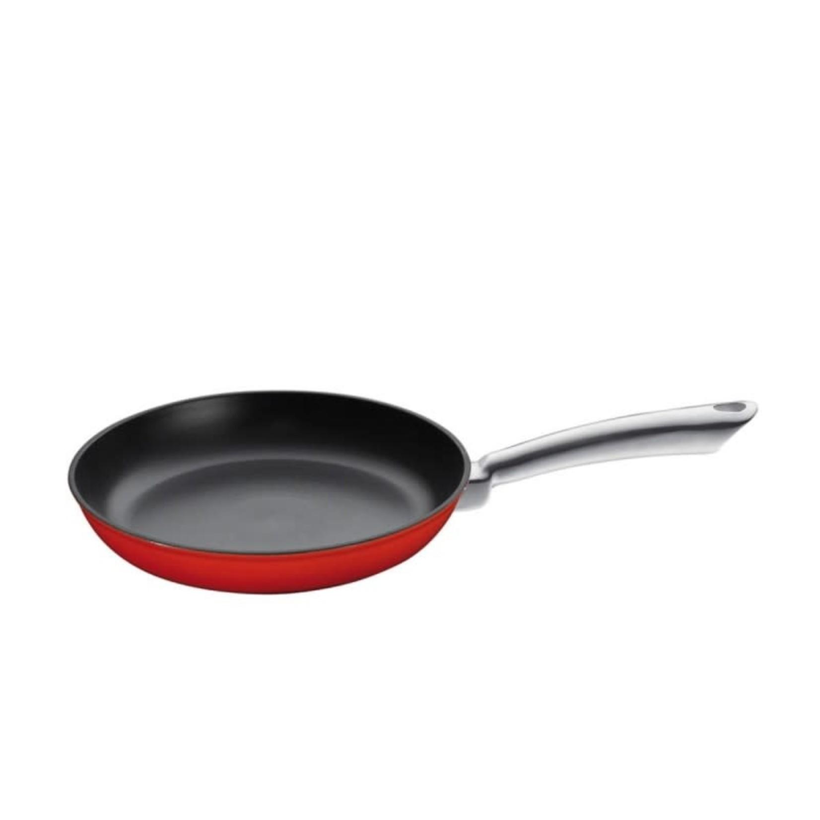 Küchenprofi Koekenpan gietijzer Rood 20cm