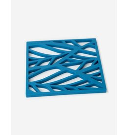 Tools2cook Siliconen onderzetter blauw
