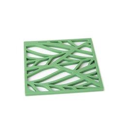 Tools2cook Siliconen onderzetter groen