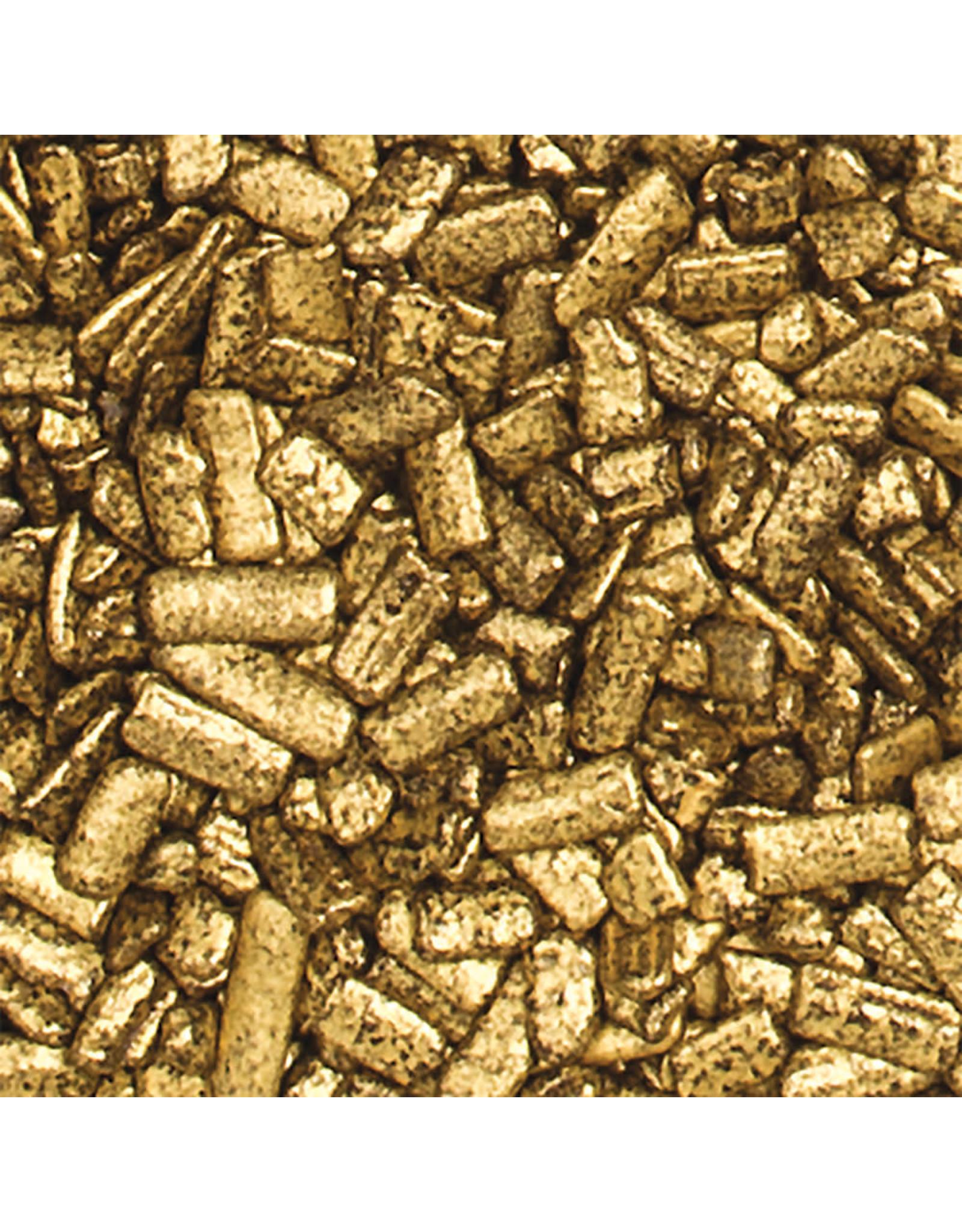 Decora Chocoladestrooisel goud 90g